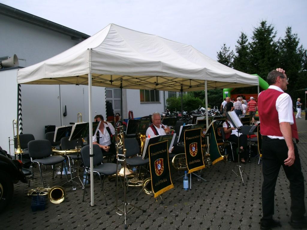 Life-Musik aus Groß-Felda
