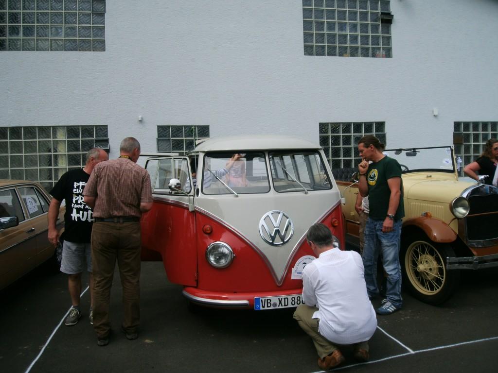 Der Samba-Bus, eine Legende