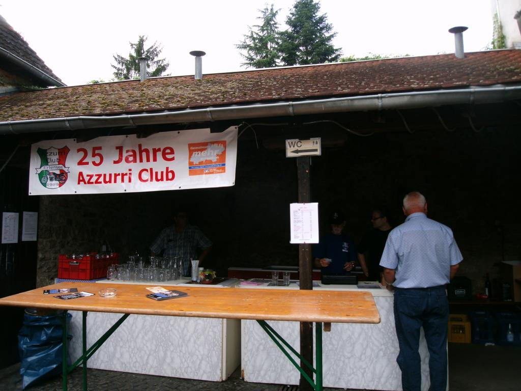 25. Azurri Treffen Erlensee