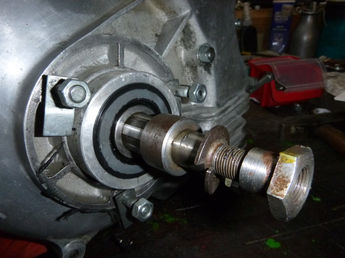 Motor Enfield