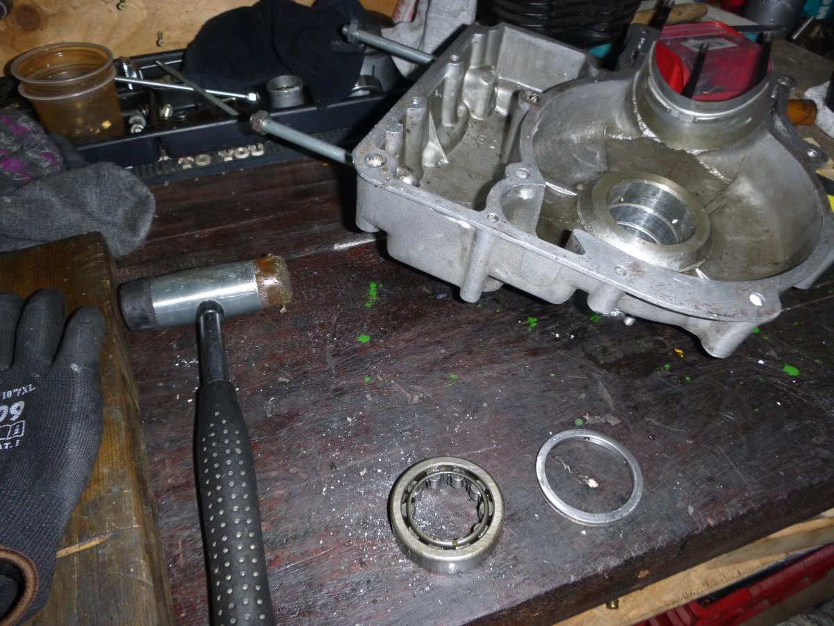 Motor Enfield Bullet 500