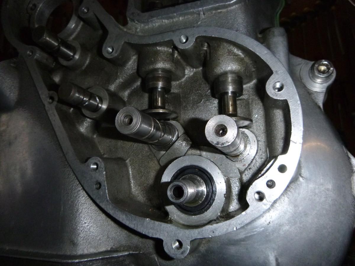 Der Reservemotor