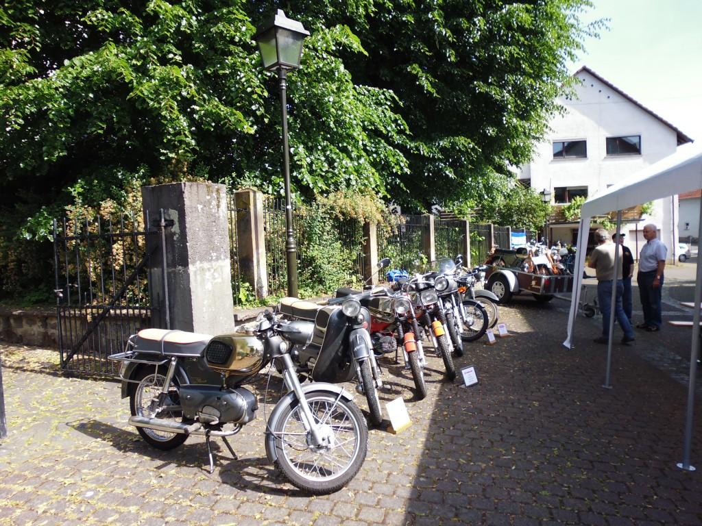 Zündapp Ausstellung Ober-Ohmen