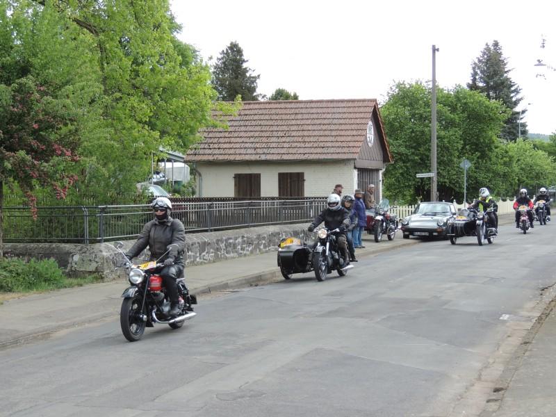 Motorrad Truppe