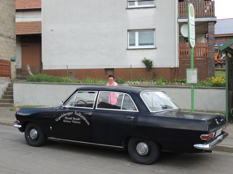 Opel Rekord Ratte