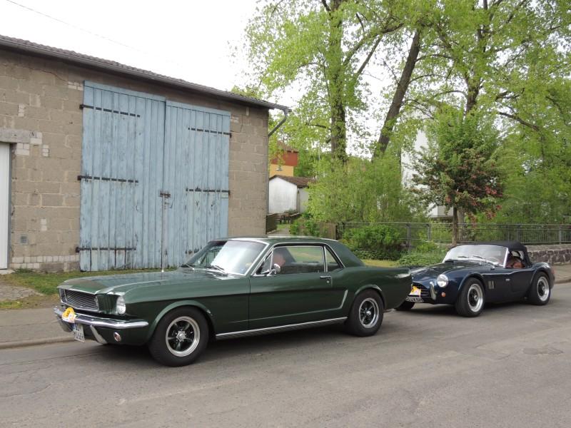 Ford Mustang und Austin