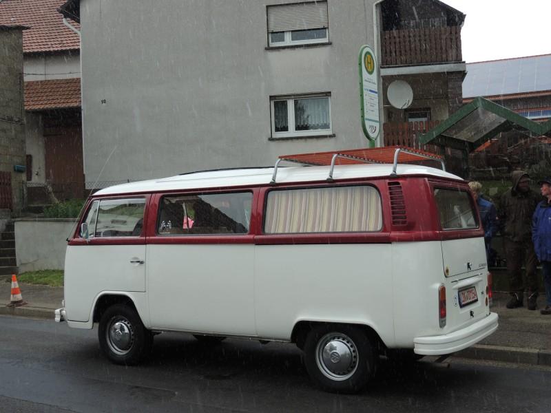 Der berühmte Samba-Bus