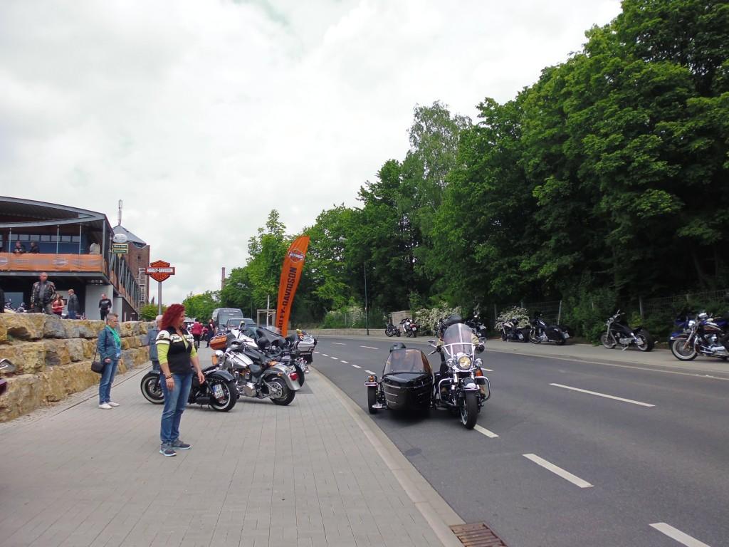 Harley Davidson Fulda: Harley on Tour