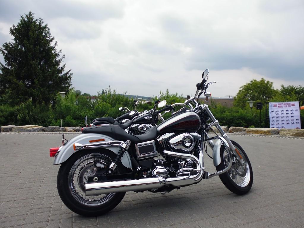 Harley Davidson Fulda Pfingsten 2015