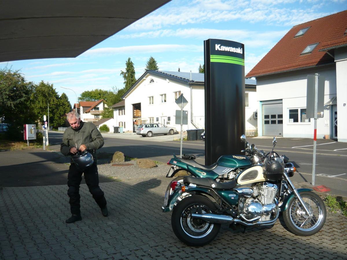 Oldtimer GP Schotten 2013