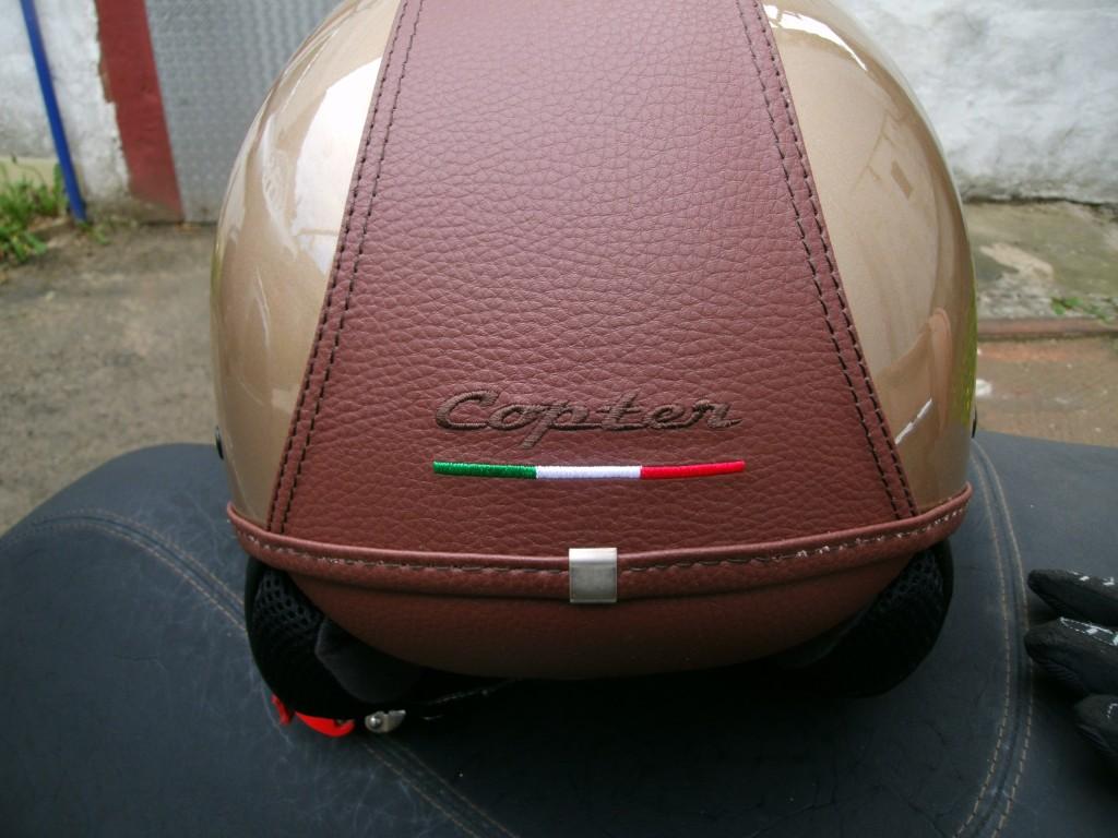 Vespa Helm