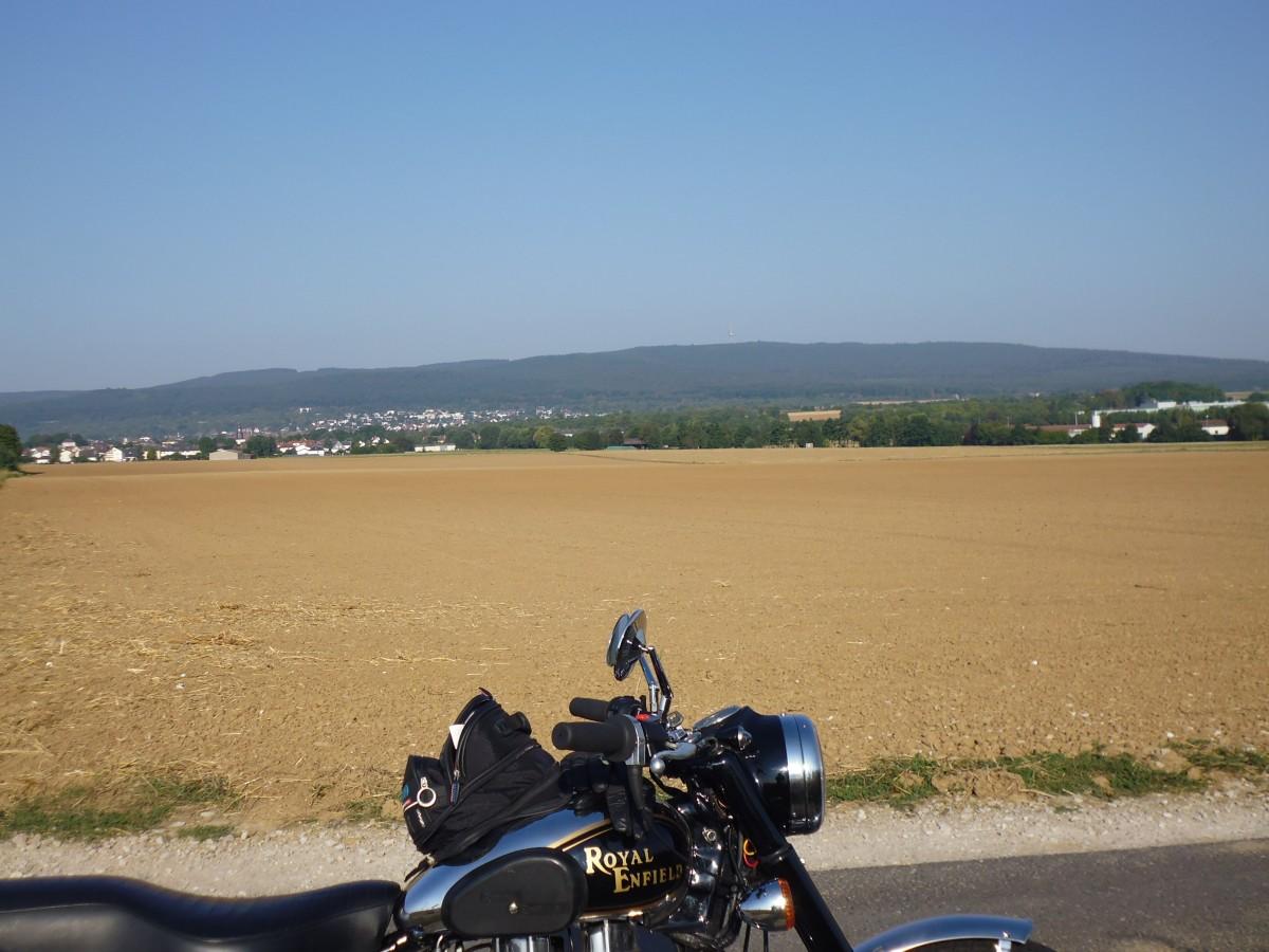 Horex Treffen 2016 Burgholzhausen