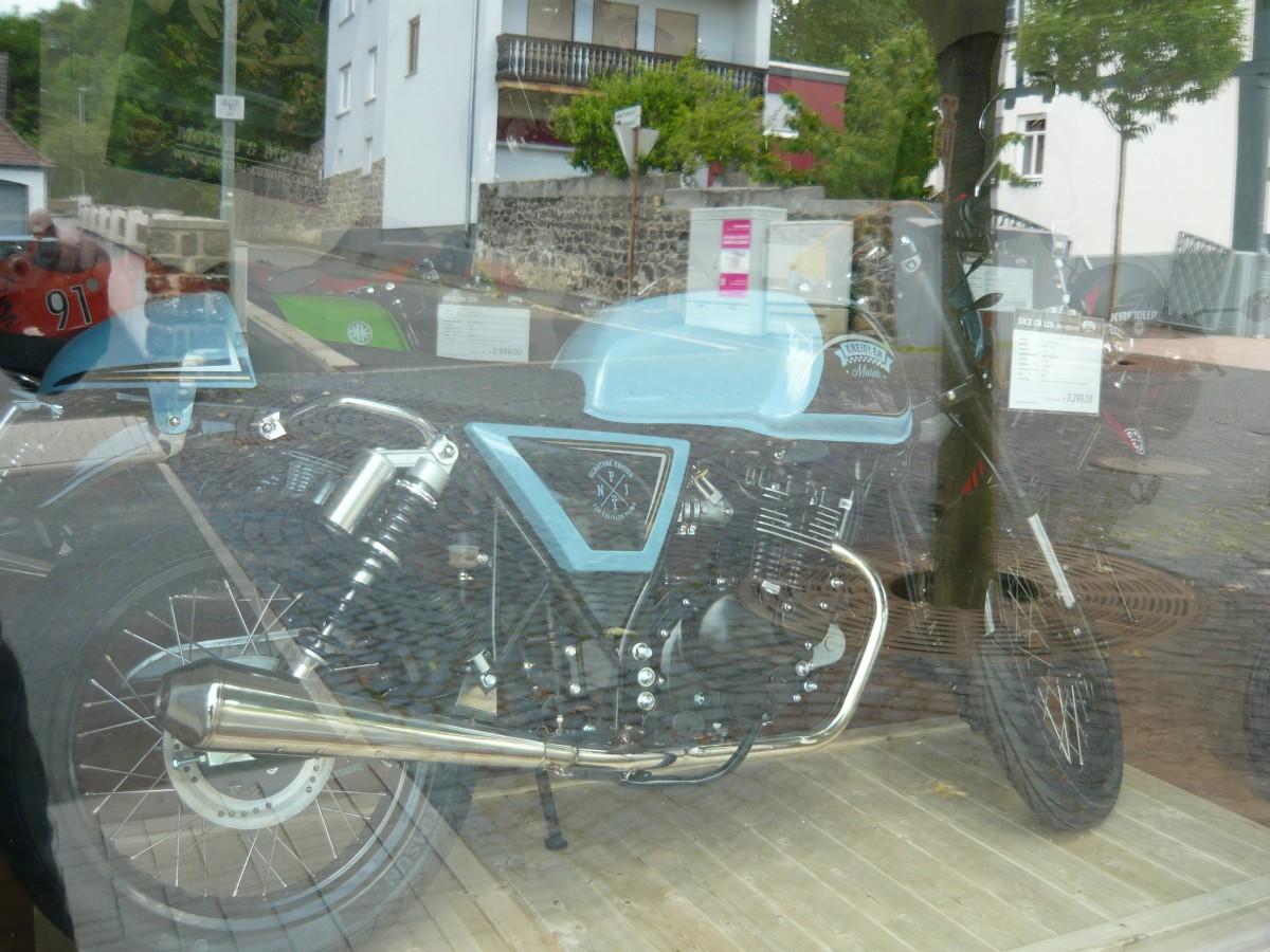 Kreidler Cafe Racer