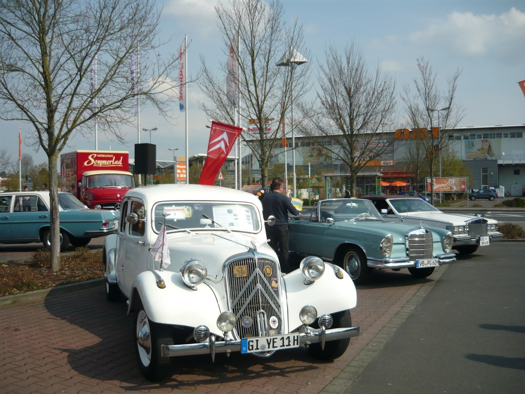 Citroen, Daimler, Ami