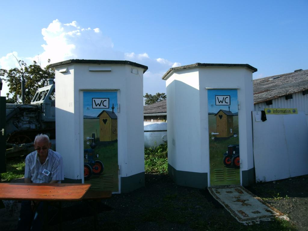 Oldtimer Ausstellung Dannenrod 2014