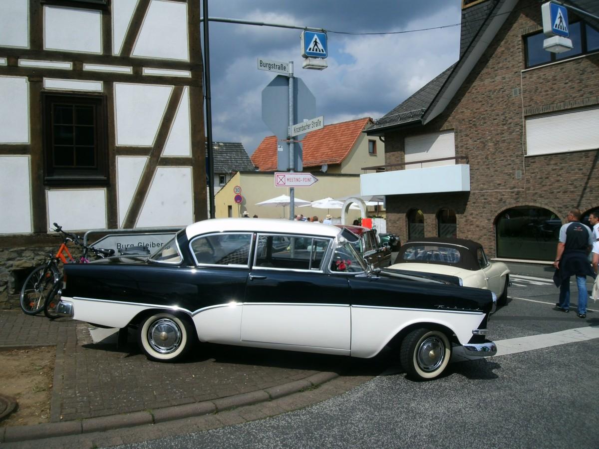 Rekord, ein großer Wurf von Opel