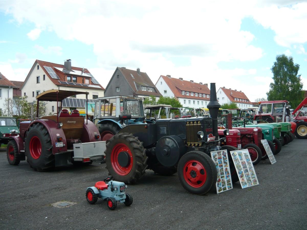 Oldtimer in Neukirchen