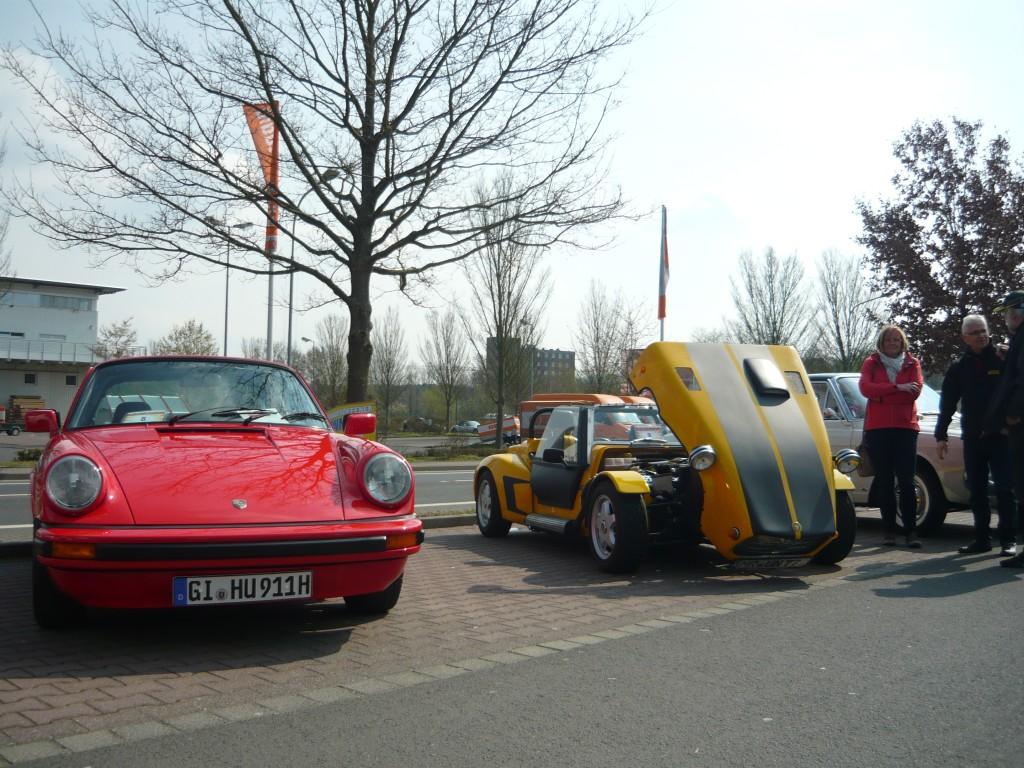Porsche und Lotus Replica