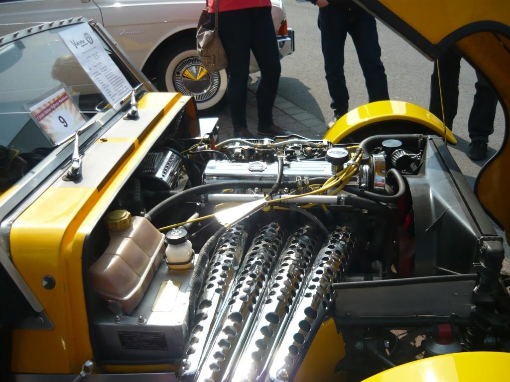 Lotus Maschine von Ford