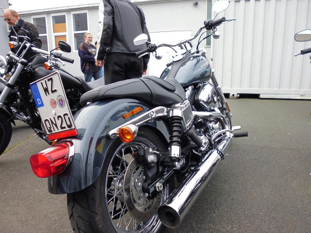 Open House bei Bernies Harley Davidson im September 2015