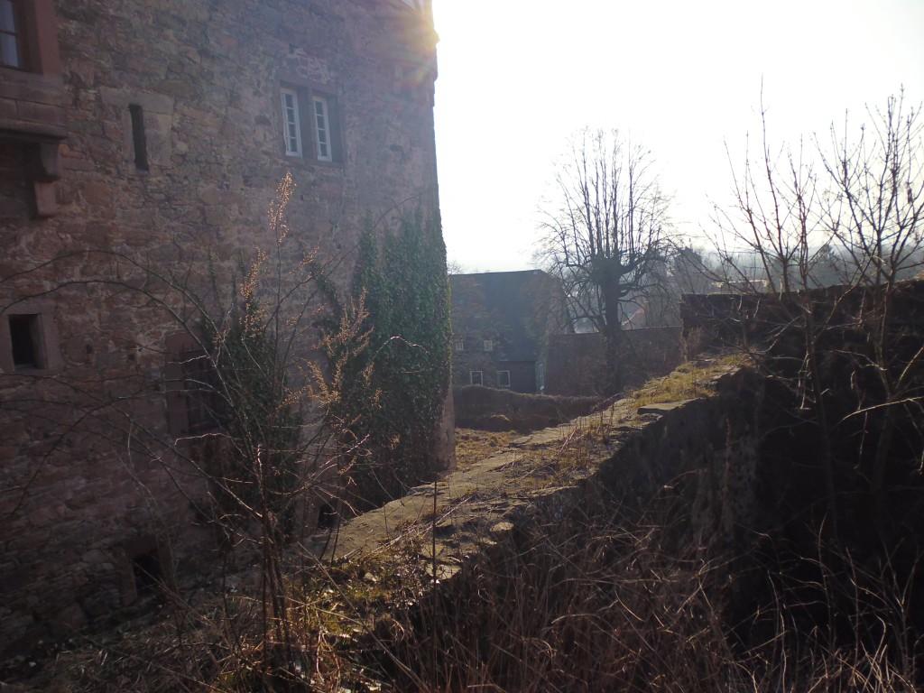 Burg Schweinsberg