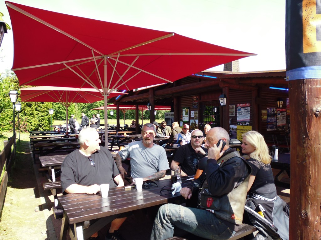 Treffen 2015 Milwaukee Forum am Edersee