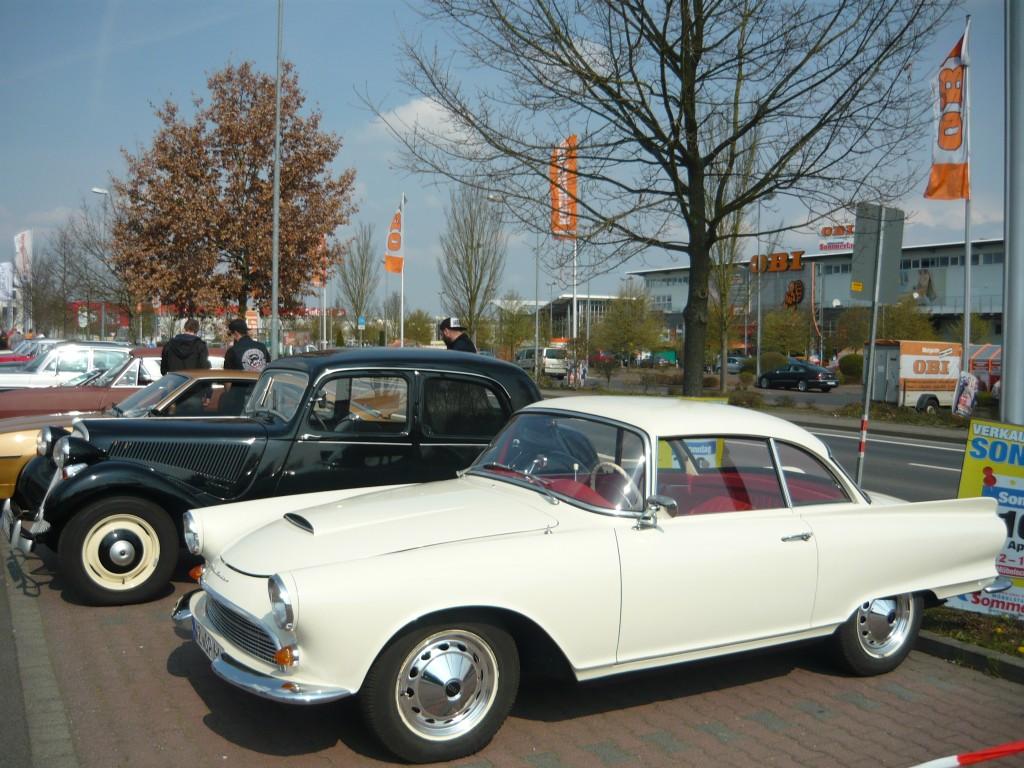 DKW & Citroen