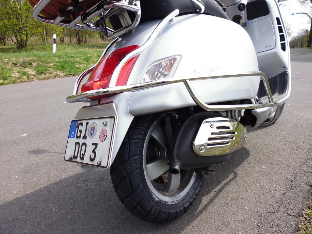 Vespa GTS125