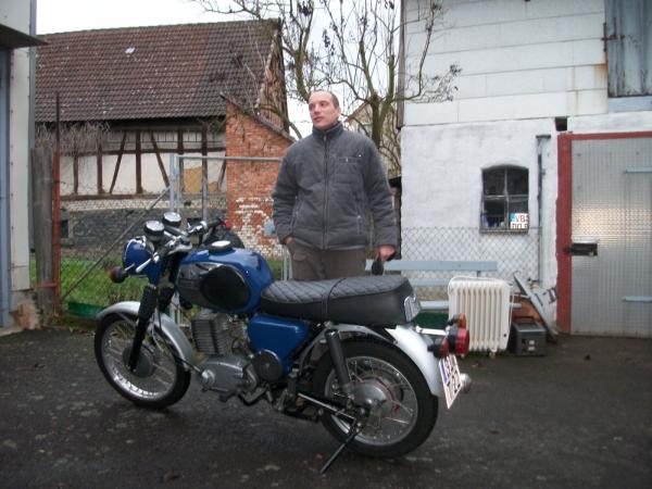 Der kreis schlie t sich meine w650 bernis motorrad blogs for Garage ww auto bernis
