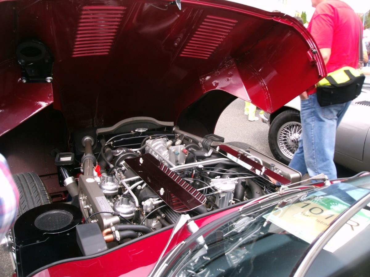 Das ist ein Motor!
