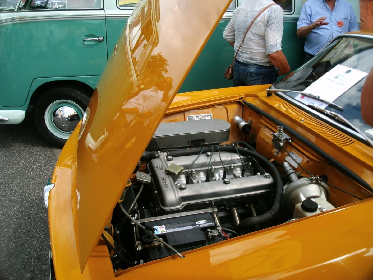 Alfa Romeo Doppelnocken Motor