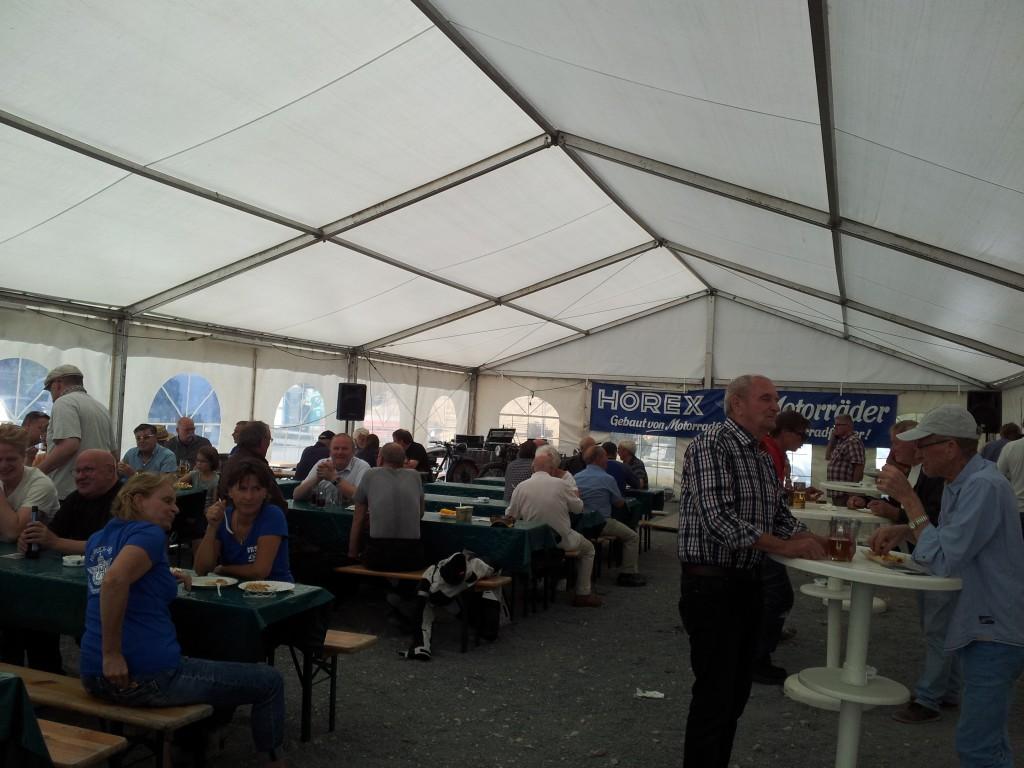 Horex-Treffen Burgholzhausen 2018