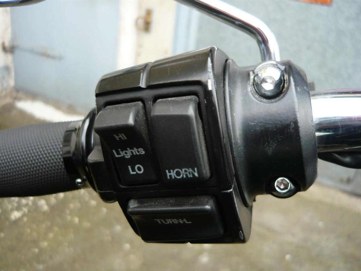 HD Sportster 1988