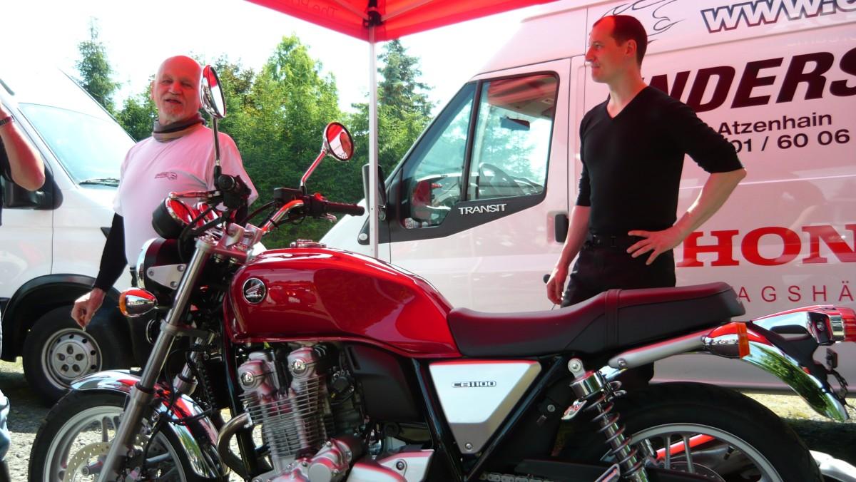 Honda Road Show Atzenhain