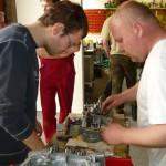 Egons Gartenfräsentreffen 2009