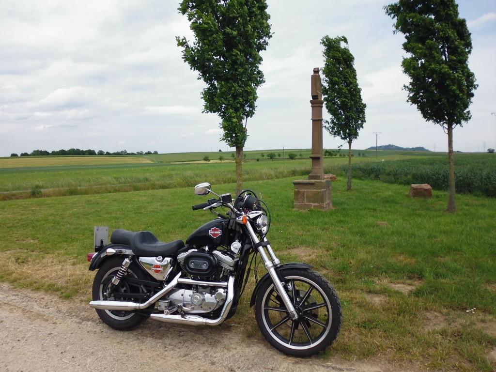 Harley Sportster 1988