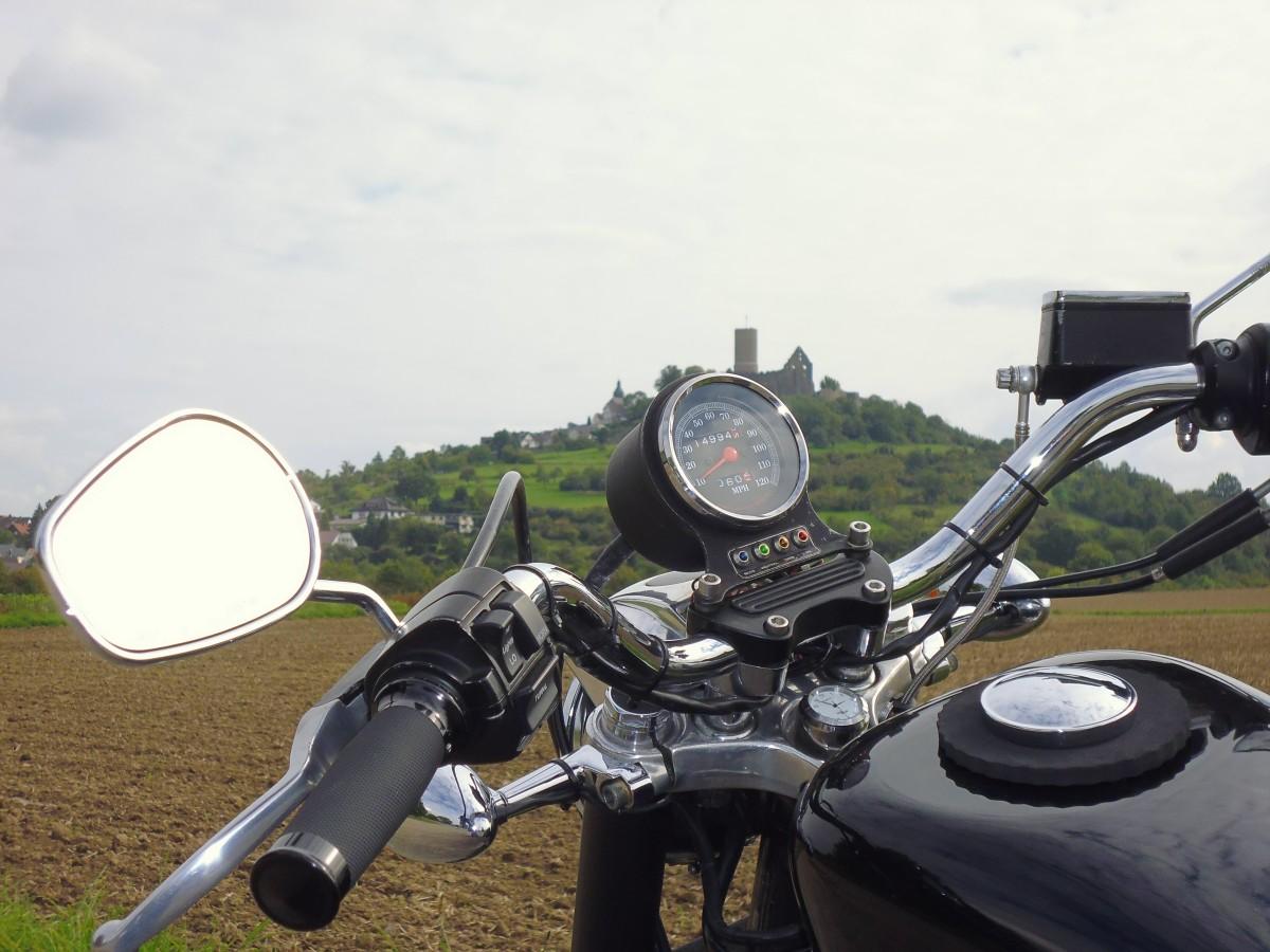 Harley Davidson Sportster 1988
