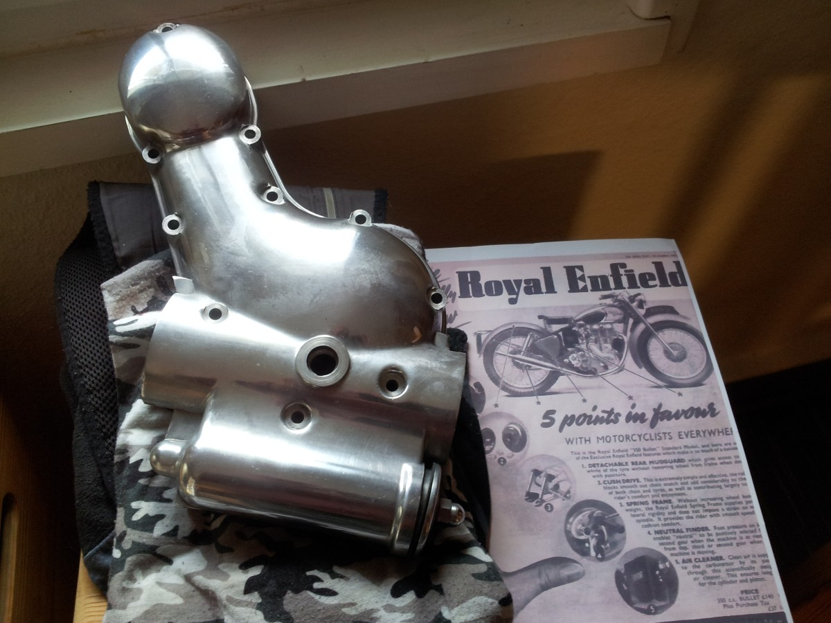 Enfield spare parts