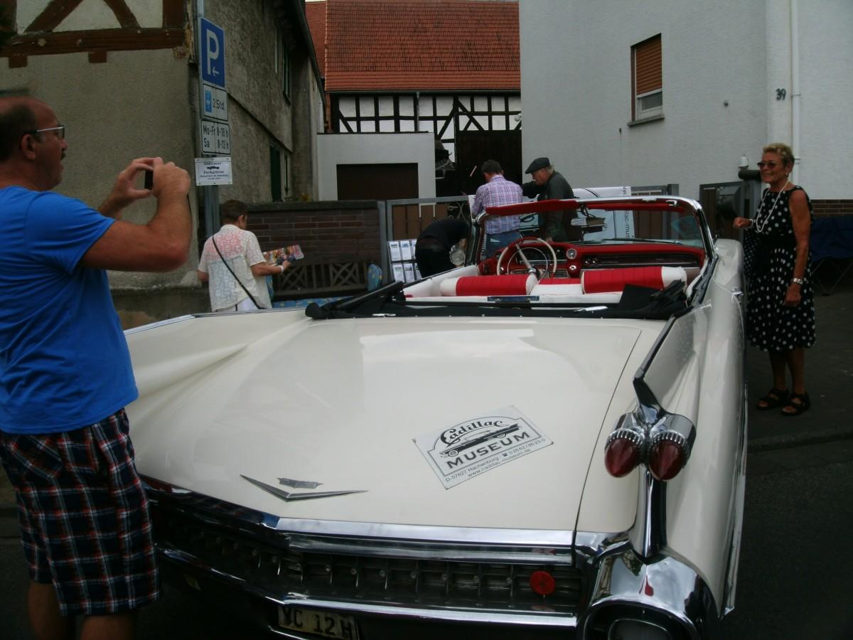 Cadillac, mehr Amerika geht nicht