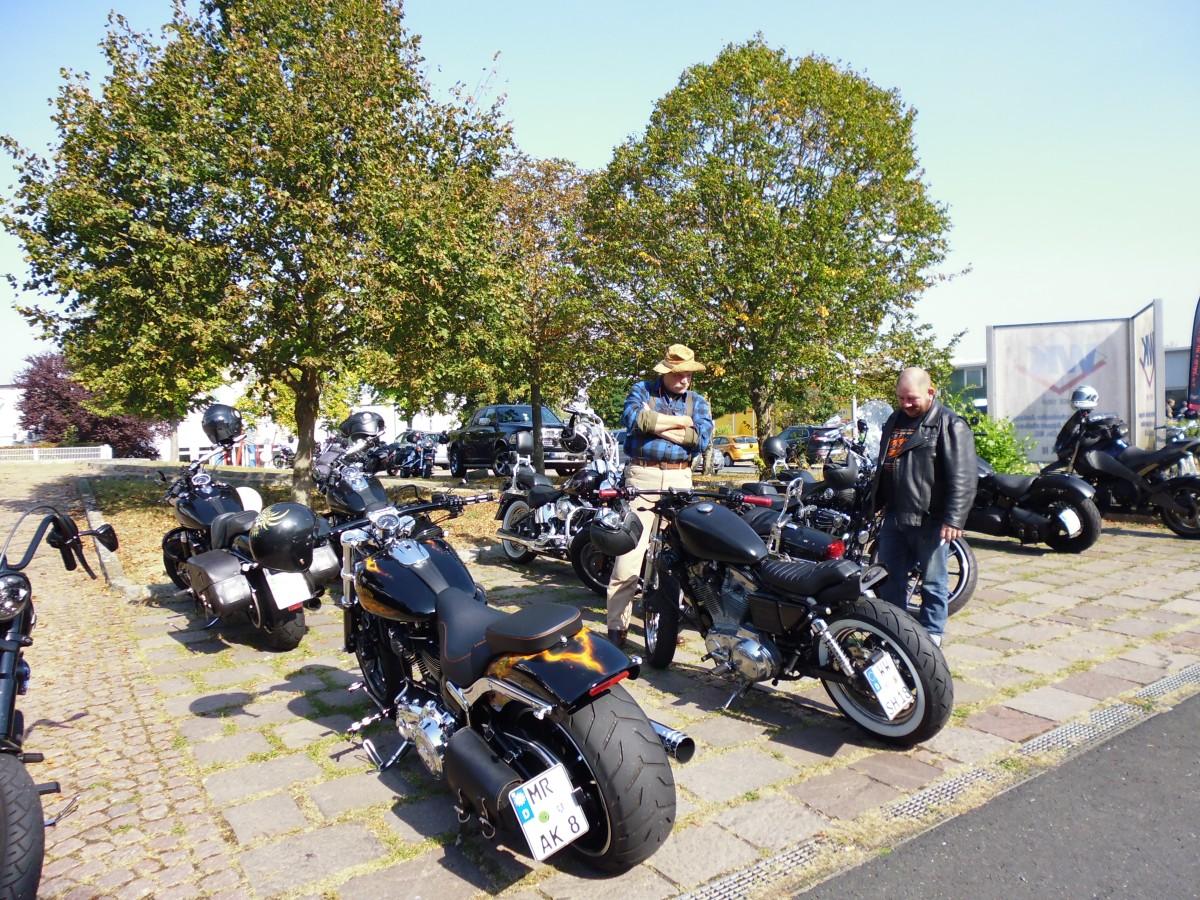 Open House 2016 bei Bernies Harley Davidson