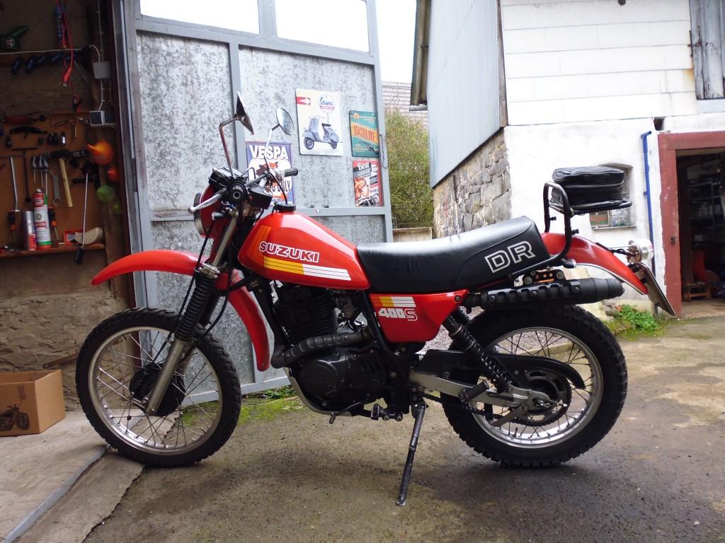 Suzuki DR400