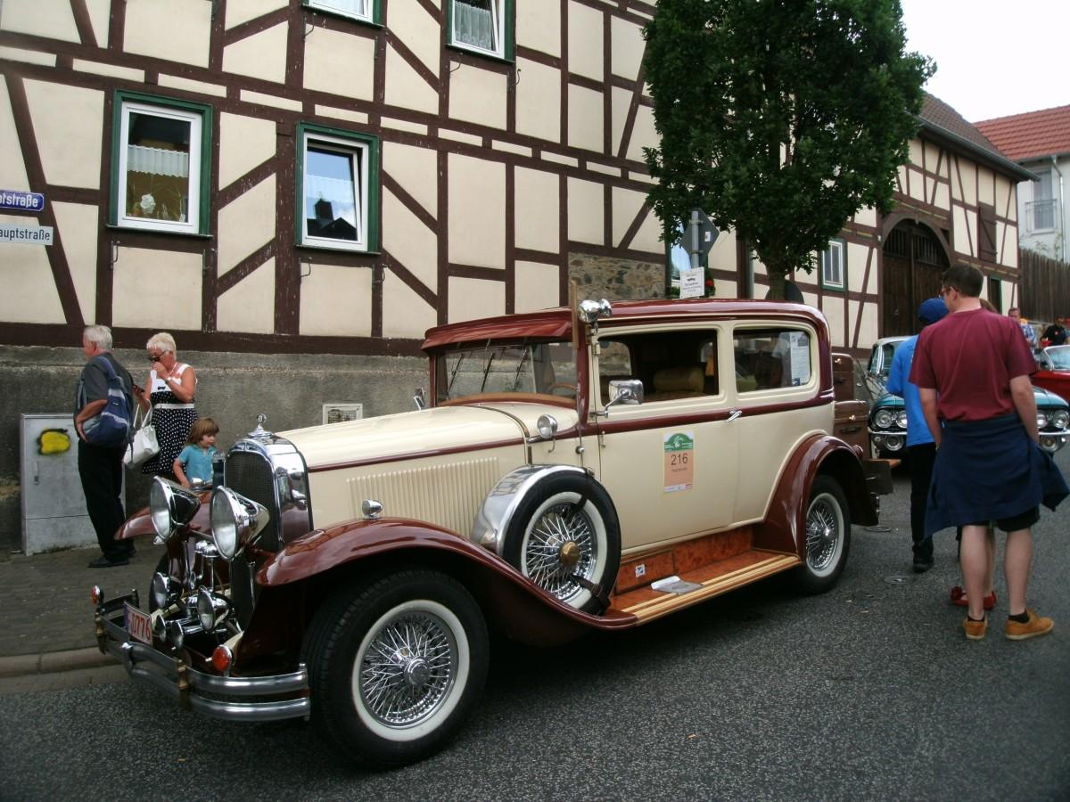 Nochmal Buick Marquette, ein Traum
