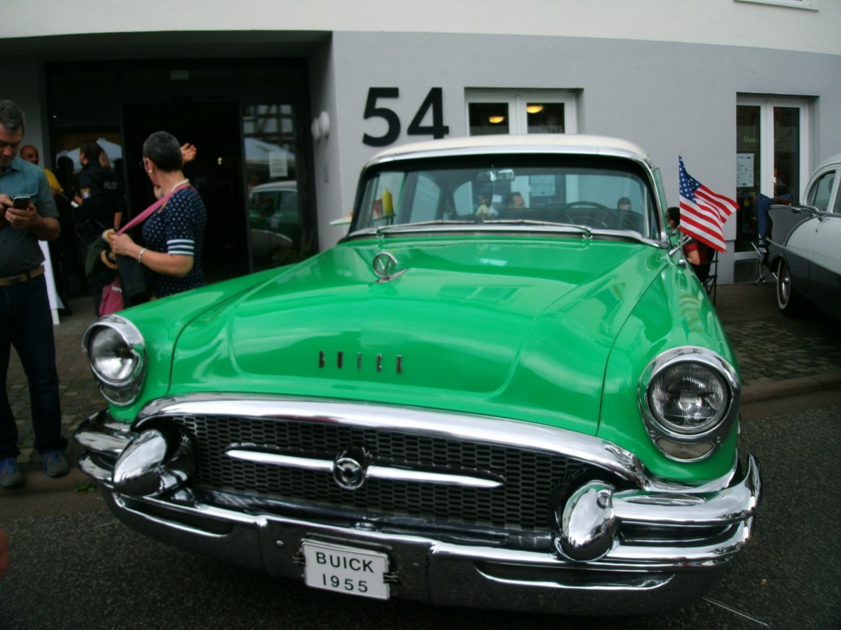 Buick mit markanter Front