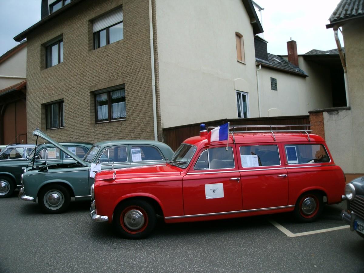 Schöner Peugeot Kombi