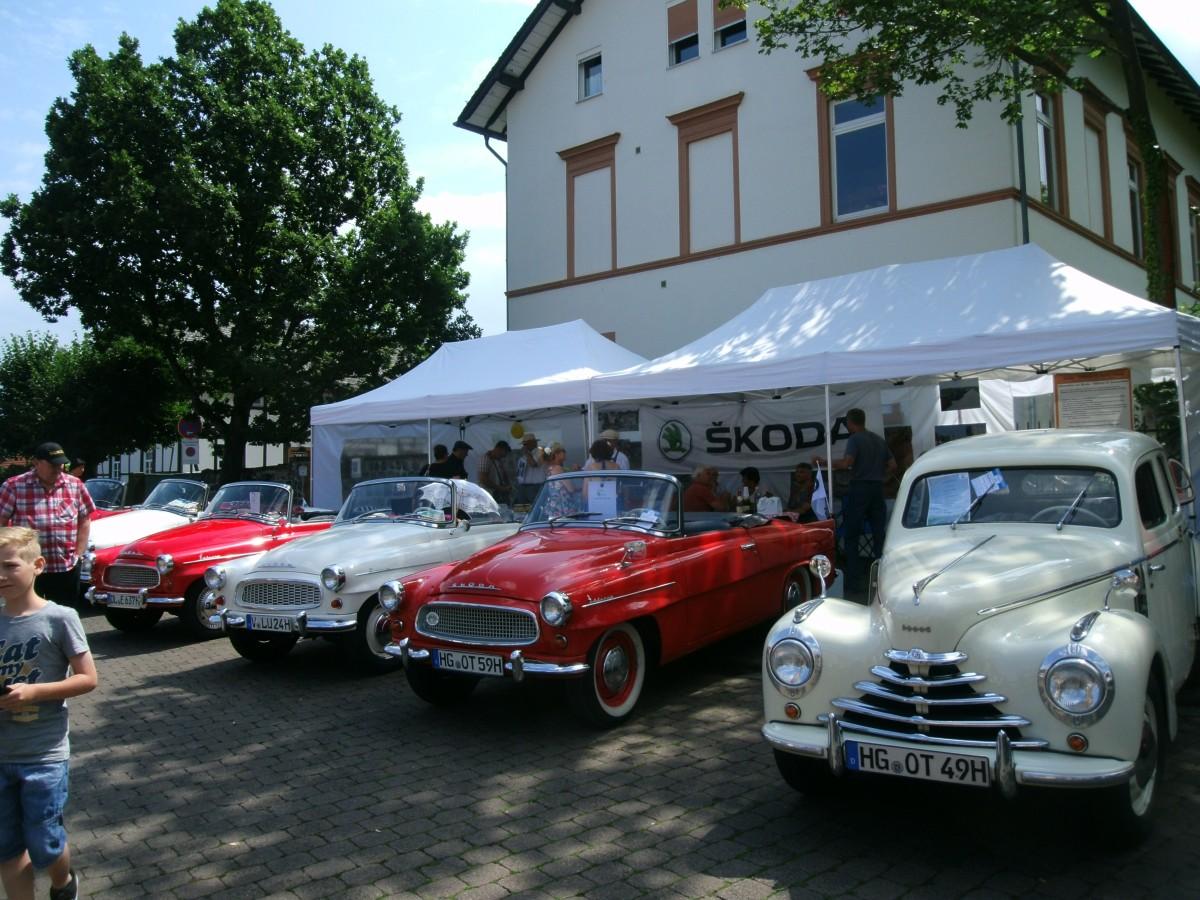 Autos konnten die Czechen schon immer