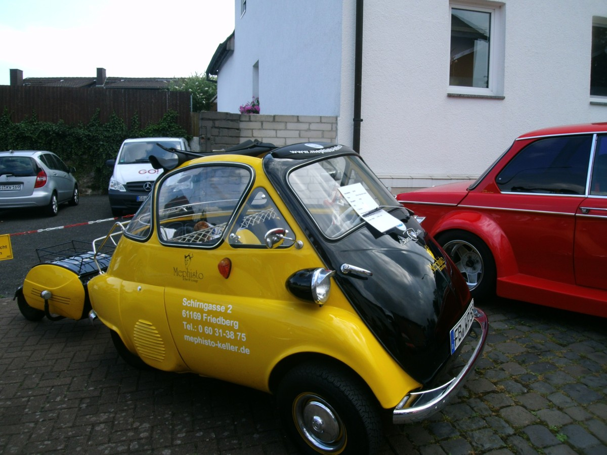 Isetta, Sonderedition Mephisto