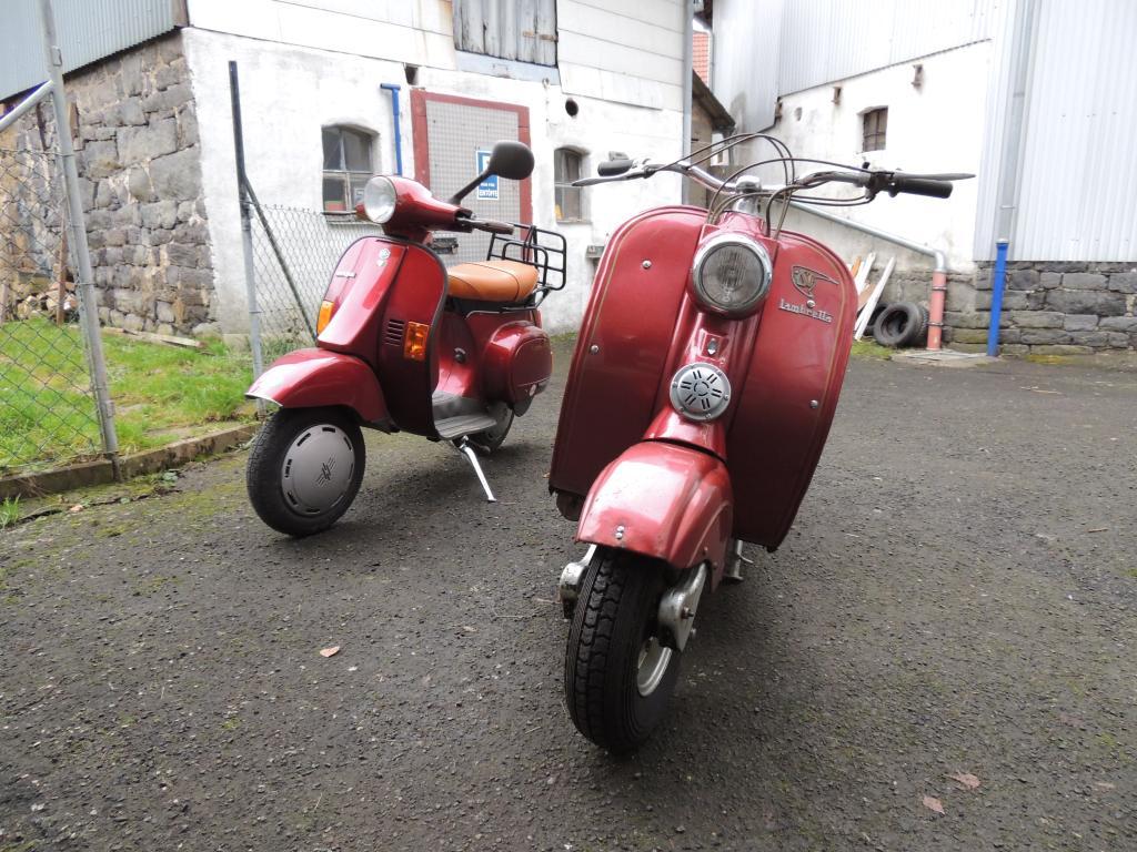 Lerne deinen roller lieben bernis motorrad blogs for Garage ww auto bernis