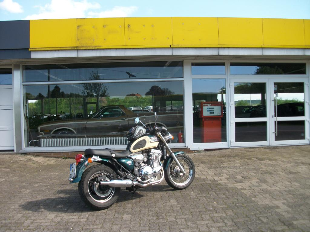 Alles nur geklaut bernis motorrad blogs for Garage ww auto bernis