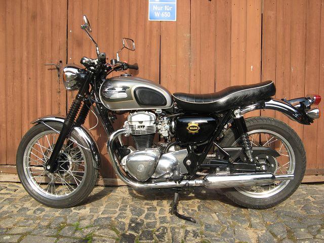 Kawasaki W650 Bernis Motorrad Blogs