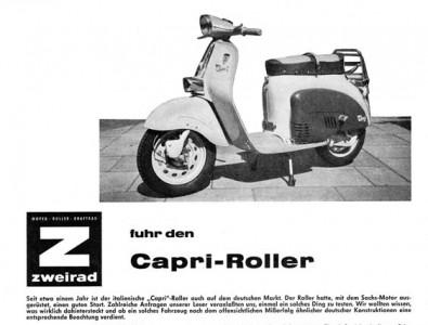 Capri Roller